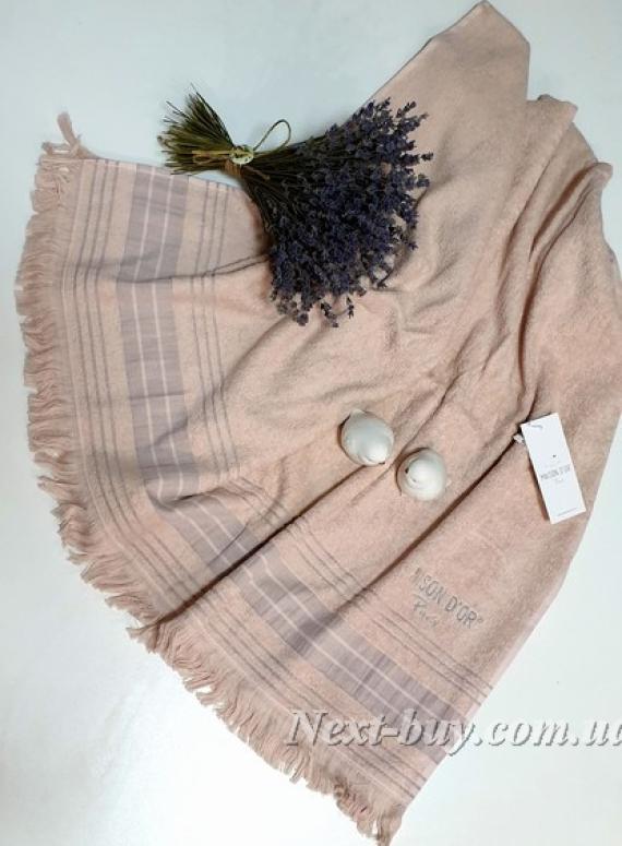 Maison D´or Pestemal Anastasya пештемаль полотенце для сауны персиковое