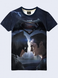 Футболка Batman V Superman