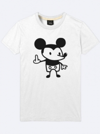 Футболка Bad Mickey Mouse