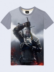 Футболка Witcher 3 Wild Hunt