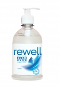 Жидкое мыло Well Done Rewell Fresh Water 400мл (119143)