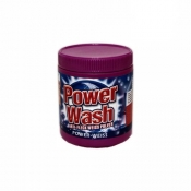 Пятновыводитель для тканей Power Wash для цветного 600 гр