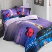Luoca Patisca PARIS NIGHT 3D Sateen постельное белье