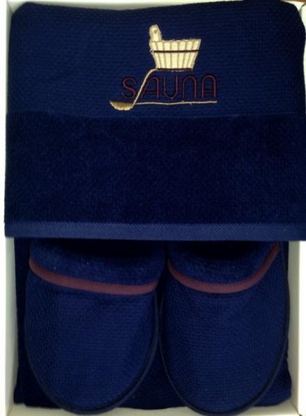 Maison D`or Sauna Dufour набор для сауны мужской темно-синий