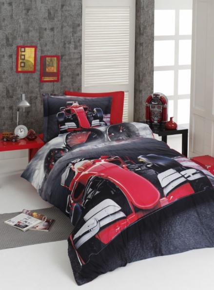 First choice Fast постельное белье сатин 3D полуторный 160х220
