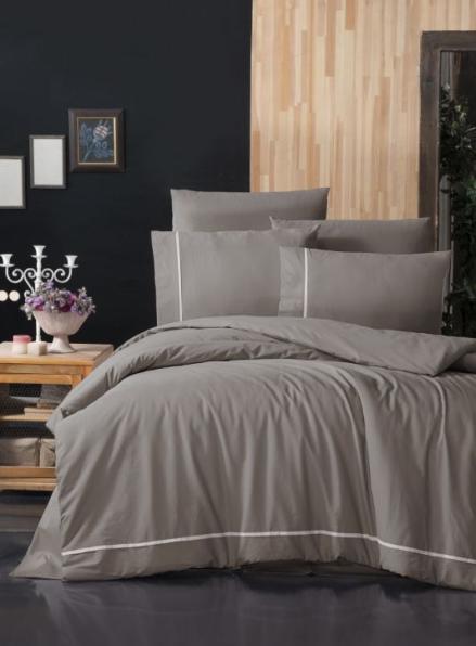 First Сhoice Alisa mink постельное белье ранфорс Deluxe евро 200х220
