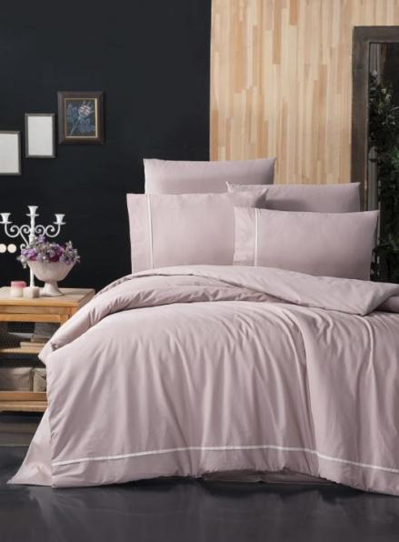 First Сhoice Alisa powder постельное белье ранфорс Deluxe евро 200х220
