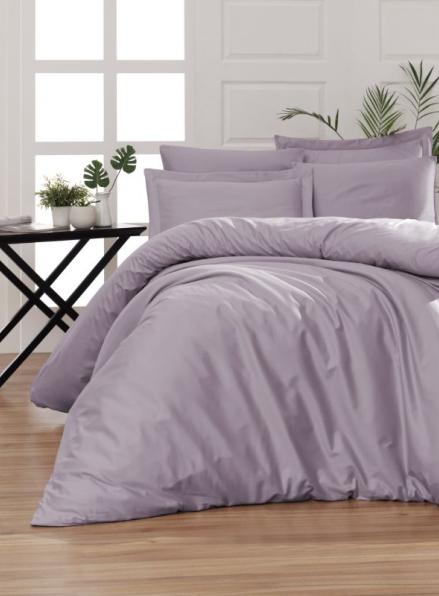 First choice Snazzy Lavender постільна білизна сатин евро 200х220