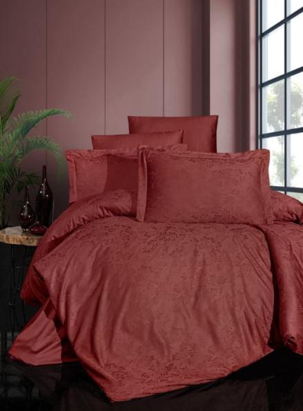 First choice Wella Cinnamon постельное белье сатин-жаккард евро 200х220