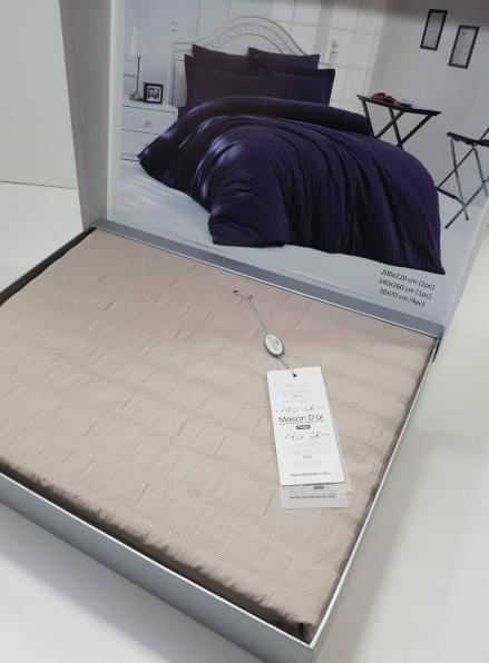 Maison Dor New Camile bej постельное белье 160x220