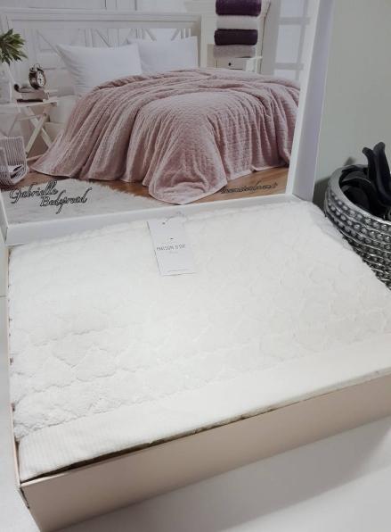 Maison D'or Paris Gabrielle Bedspread махровая простынь хлопок крем