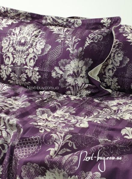 Maison Dor Anna Karenina Lilac постельное белье евро 200х220 сатин
