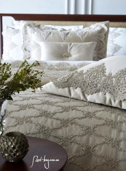 Pepper Home Marbella элитное покрывало 270х260см с наволочками и декоративными подушками
