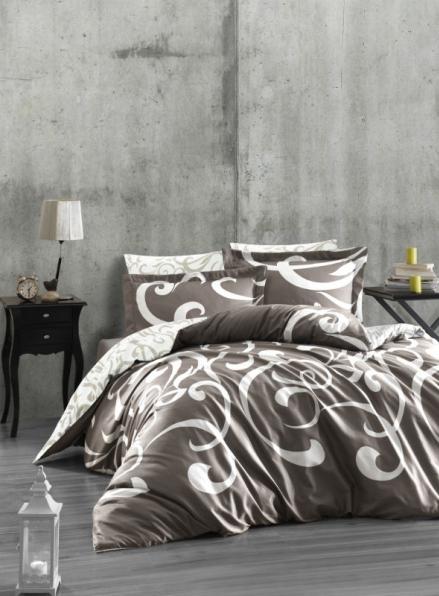 First choice RUYA Vizon постельное белье сатин евро 200х220