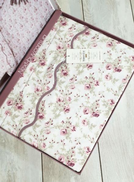 Maison D'or Lady Roses постельное белье семейка 160х220(2шт.) сатин