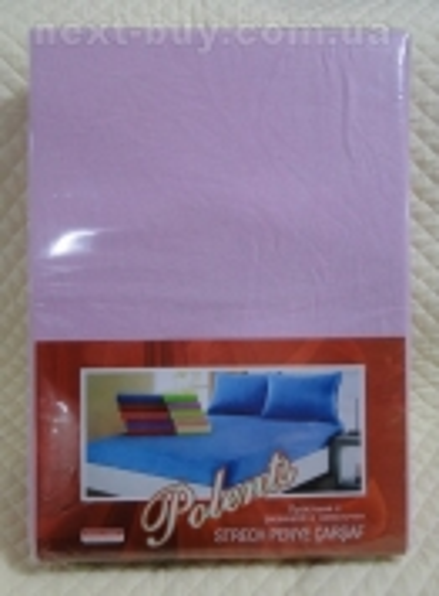 Простынь Polents на резинке с наволочками 100% cotton Турция  nt-pr01