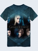 Футболка Game Of Thrones Heroes