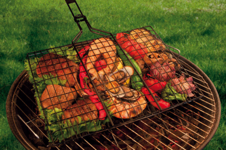 Решетка барбекю